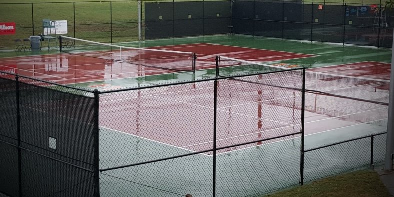 Rained Out Monday