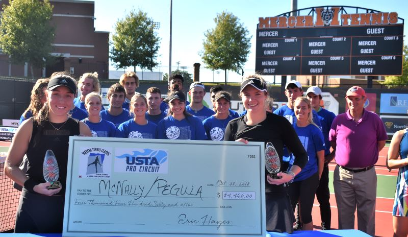 USTA Pro Circuit Women's Tennis Macon GA